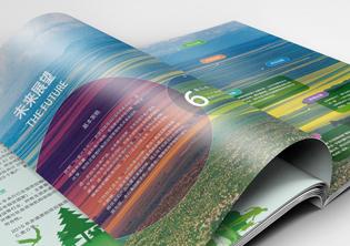 兴业银行CSR社会责任报告设计